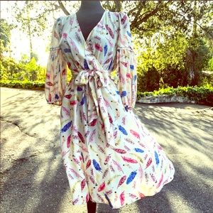 Anthropologie Nathalie Lete dress sz 2